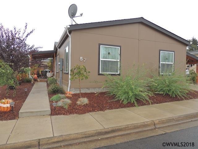 1015 Oak (#57) St, Silverton, OR 97381 (MLS #740312) :: HomeSmart Realty Group