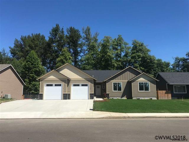 38795 SW 2nd Av, Scio, OR 97374 (MLS #742400) :: HomeSmart Realty Group