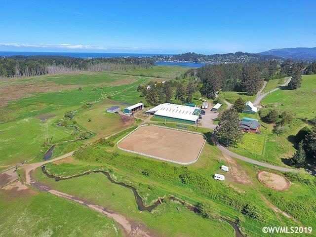 2915 S Hill Rd, Otis, OR 97368 (MLS #743607) :: HomeSmart Realty Group