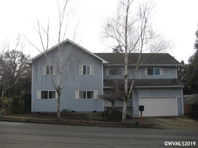 251 Fairview St, Silverton, OR 97381 (MLS #743660) :: Gregory Home Team