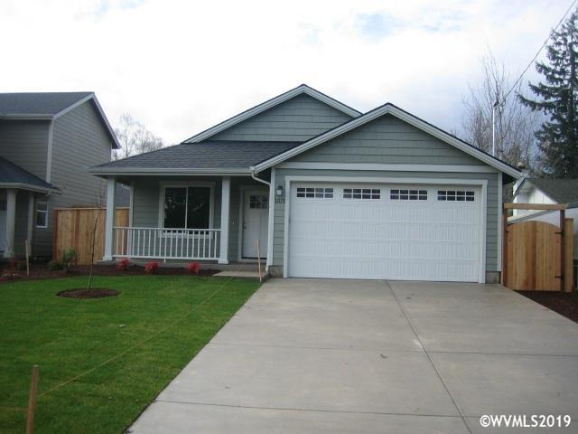 1571 SW Hayter St, Dallas, OR 97338 (MLS #744605) :: Gregory Home Team
