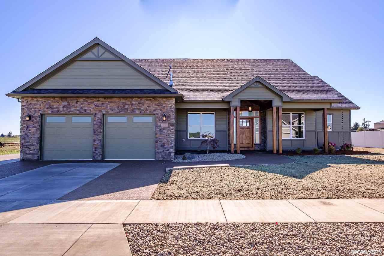 North Oak Estates (Lot #13), Albany, OR 97322 (MLS #744841) :: Gregory Home Team