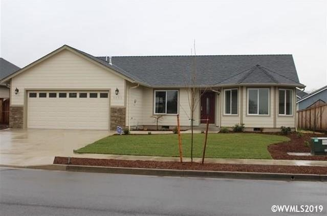 3603 Mountain View Dr SE, Albany, OR 97322 (MLS #744886) :: Gregory Home Team
