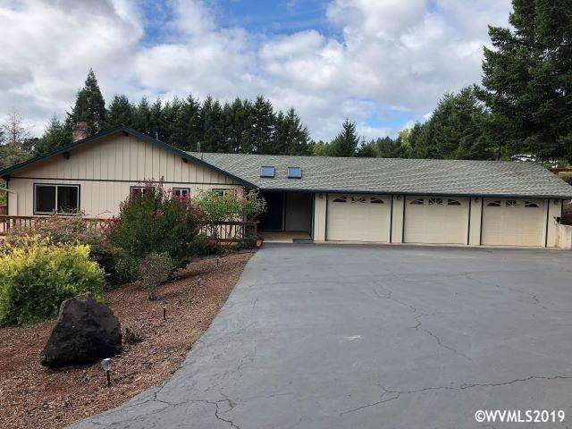 24902 Evergreen Rd, Philomath, OR 97370 (MLS #755329) :: Sue Long Realty Group
