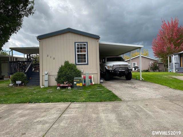 5050 Columbus (#310) SE #310, Albany, OR 97322 (MLS #756303) :: Gregory Home Team