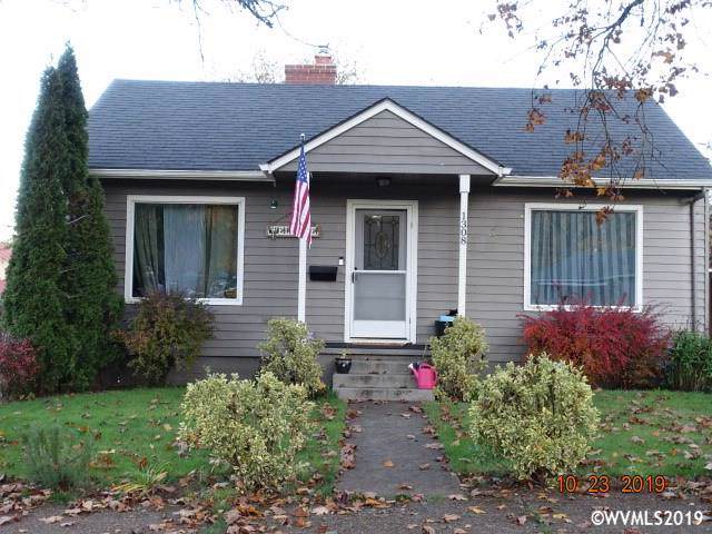 1308 SW Hayter St, Dallas, OR 97338 (MLS #756622) :: Gregory Home Team