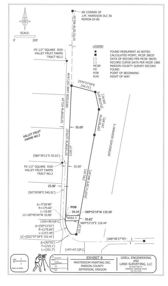 Westside (Area 3), Jefferson, OR 97352 (MLS #757330) :: The Beem Team - Keller Williams Realty Mid-Willamette