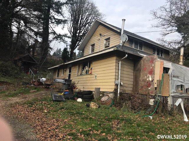 22475 Business 18 Hwy, Willamina, OR 97396 (MLS #758016) :: Gregory Home Team