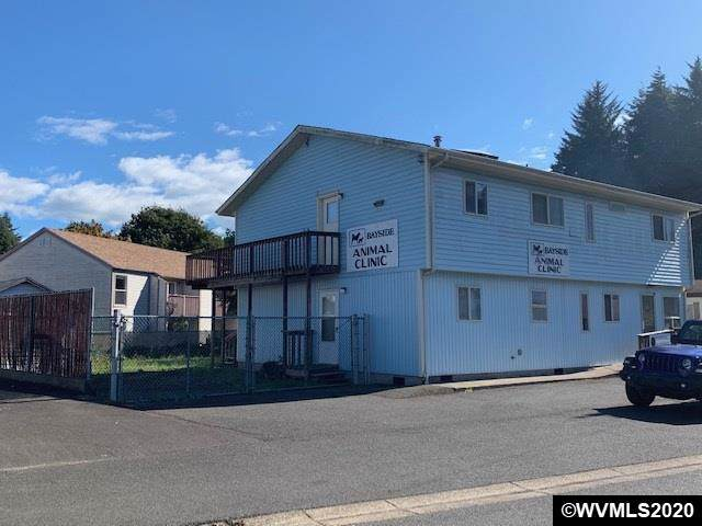 135 SW Strawberry Ln, Waldport, OR 97394 (MLS #759133) :: Gregory Home Team