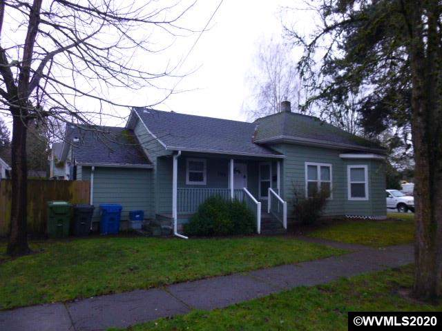 390 22nd (& 398) St SE, Salem, OR 97301 (MLS #759241) :: Gregory Home Team