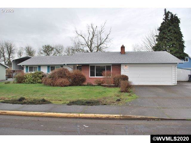 2480 S 5th St, Lebanon, OR 97355 (MLS #759495) :: Gregory Home Team