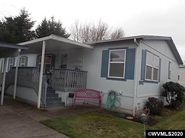 5812 NE Tumbleweed #5812, Brooks, OR 97305 (MLS #759835) :: Gregory Home Team