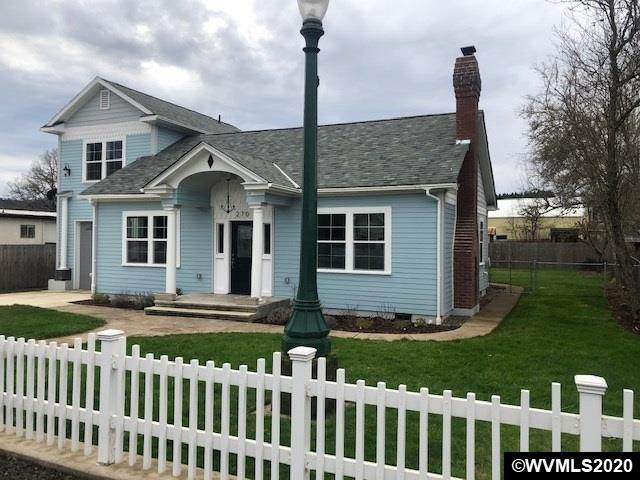 270 S 6th St, Monroe, OR 97456 (MLS #759919) :: Gregory Home Team