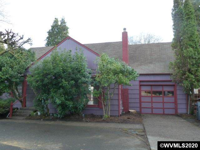 1300 NW Grant St, Corvallis, OR 97330 (MLS #760496) :: Sue Long Realty Group