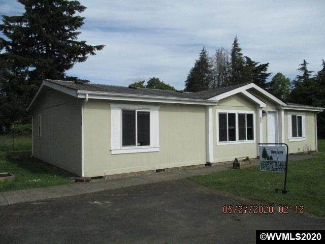 678 E Grant St, Lebanon, OR 97355 (MLS #763970) :: Song Real Estate