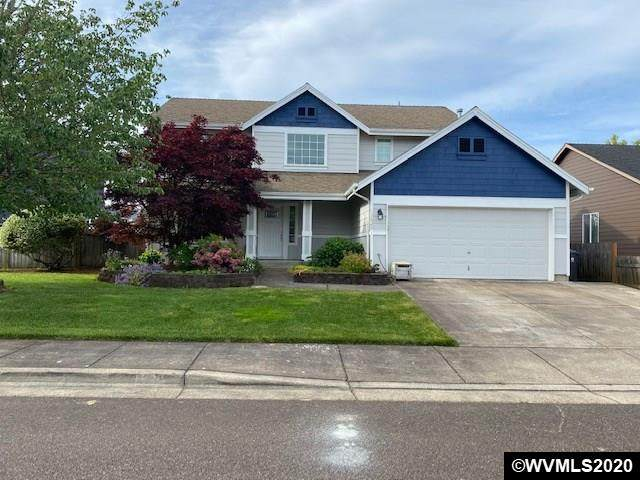 1620 Antelope Cl SW, Albany, OR 97321 (MLS #764394) :: Song Real Estate