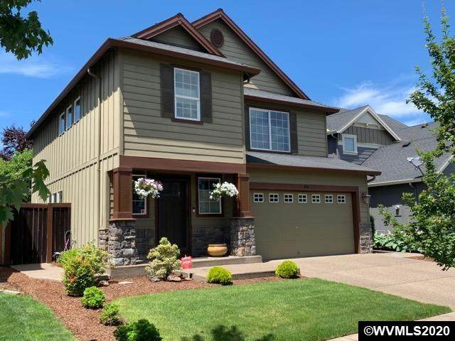 424 Churchill Downs St SE, Albany, OR 97322 (MLS #765215) :: Song Real Estate