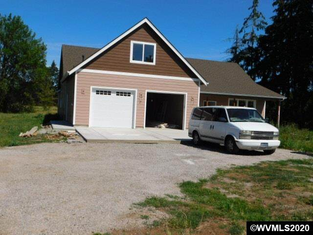 9184 Golf Club Rd, Aumsville, OR 97325 (MLS #766402) :: Gregory Home Team