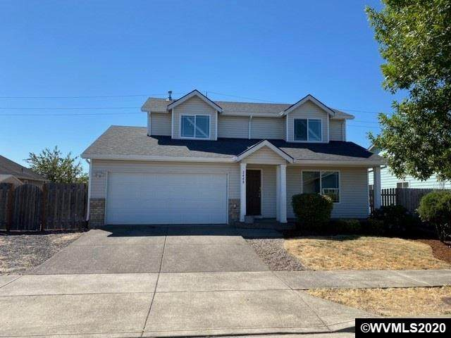 3448 Red Arrow Dr, Lebanon, OR 97355 (MLS #767565) :: Coho Realty