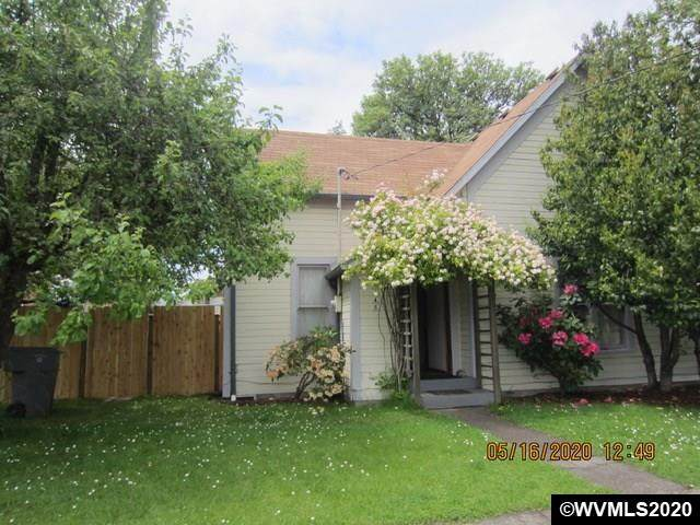146 N 15 St, Philomath, OR 97370 (MLS #768439) :: Sue Long Realty Group