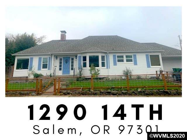 1290 14th St NE, Salem, OR 97301 (MLS #771285) :: Sue Long Realty Group