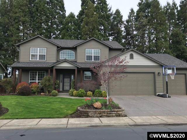 629 Crystal Springs Ln N, Keizer, OR 97303 (MLS #771747) :: Kish Realty Group