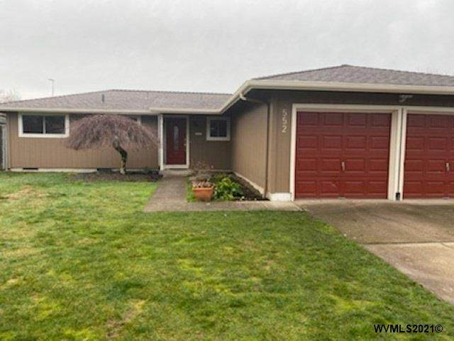 552 35th St SE, Albany, OR 97322 (MLS #773125) :: Change Realty