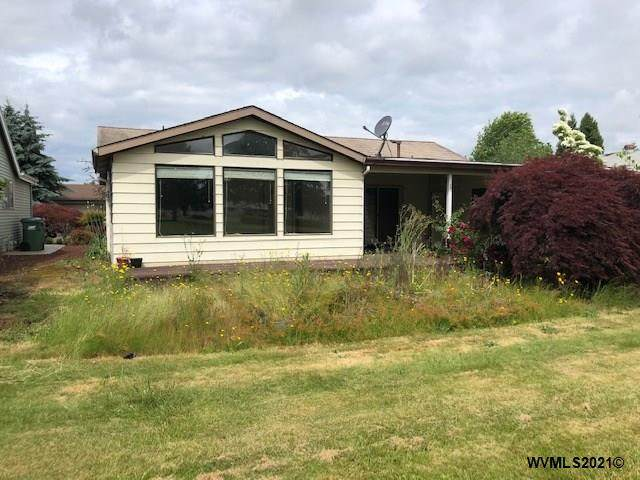 186 S Columbia Dr, Woodburn, OR 97071 (MLS #774733) :: Song Real Estate