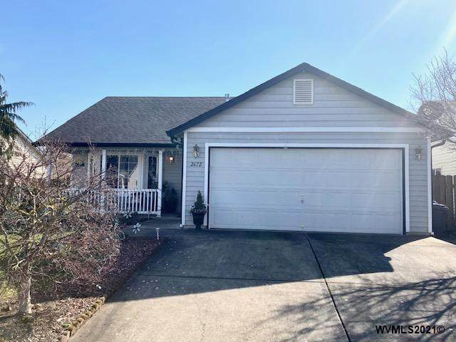 2672 Vasser St, Woodburn, OR 97071 (MLS #774868) :: Song Real Estate