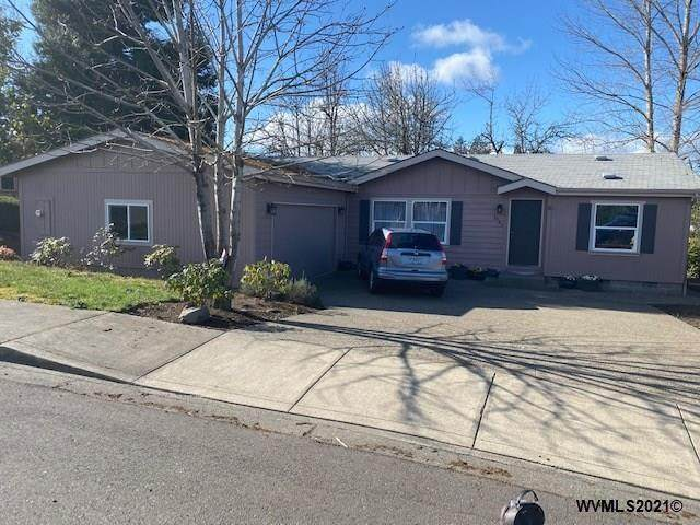 3485 Lake Vanessa Cl NW, Salem, OR 97304 (MLS #775145) :: Song Real Estate