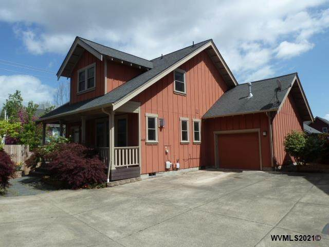 1408 Gwinn St E, Monmouth, OR 97361 (MLS #776723) :: Song Real Estate