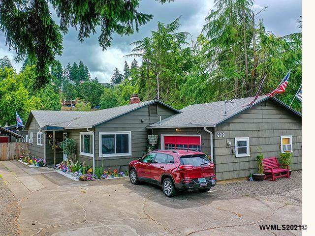 603 S 2nd St, Silverton, OR 97381 (MLS #779271) :: Song Real Estate