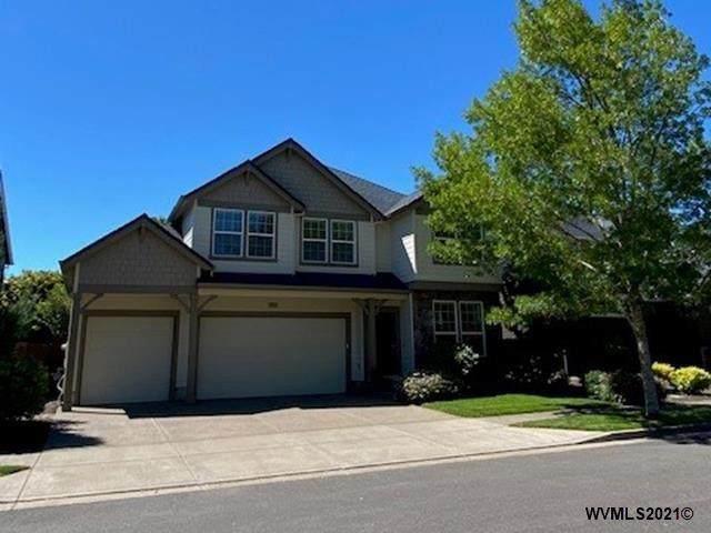 3290 SE Shoreline Dr, Corvallis, OR 97333 (MLS #779340) :: Sue Long Realty Group