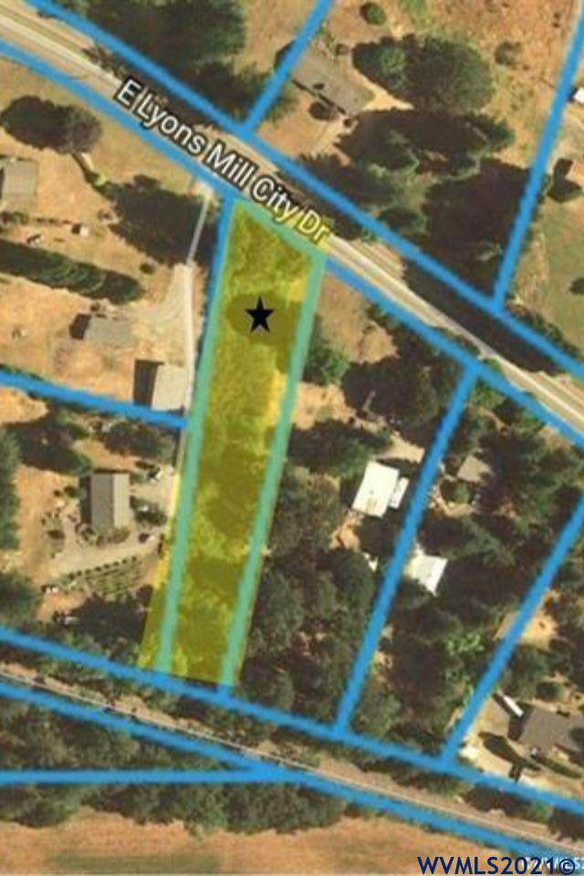 Lot 800 E Lyons Mill City, Lyons, OR 97358 (MLS #781369) :: Sue Long Realty Group