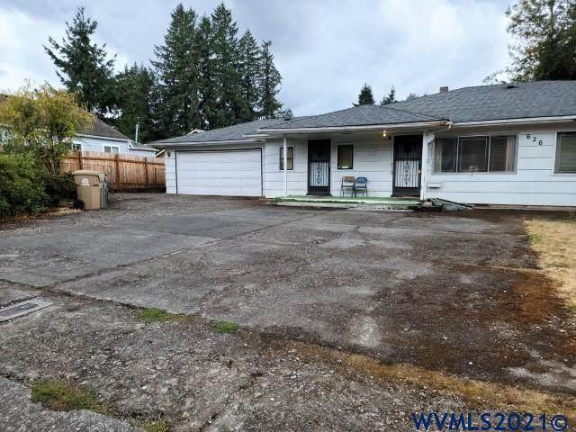 626 12th Av, Sweet Home, OR 97386 (MLS #782339) :: The Beem Team LLC