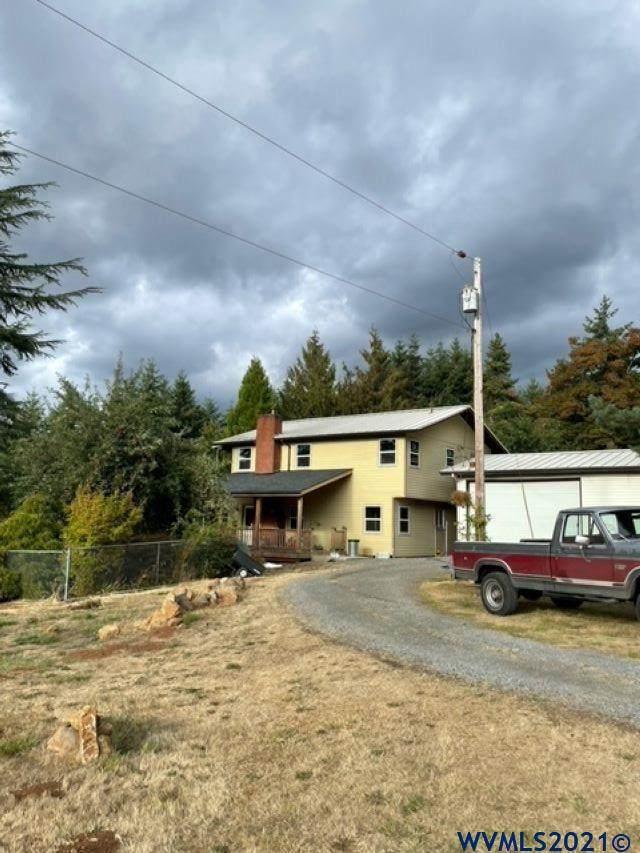 35482 S Sawtell Rd, Molalla, OR 97038 (MLS #784032) :: Oregon Farm & Home Brokers