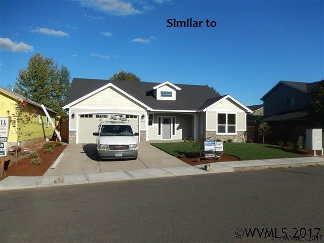 3082 Sea Eagle Ct NW, Salem, OR 97304 (MLS #725382) :: Gregory Home Team