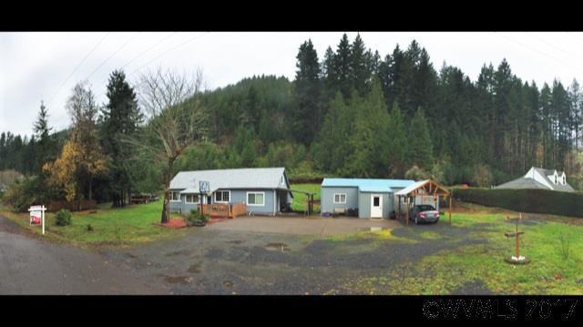 4167 Crystal Creek Lp, Eddyville, OR 97343 (MLS #726497) :: Sue Long Realty Group