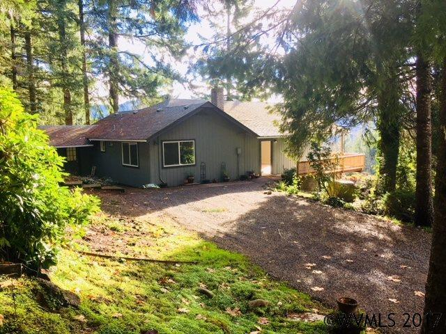26555 Hudel Rd SE, Mill City, OR 97360 (MLS #726964) :: Sue Long Realty Group