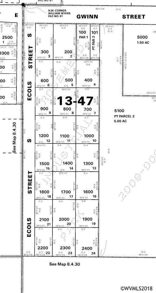 Ecols Lot  #21, Monmouth, OR 39761 (MLS #728135) :: HomeSmart Realty Group