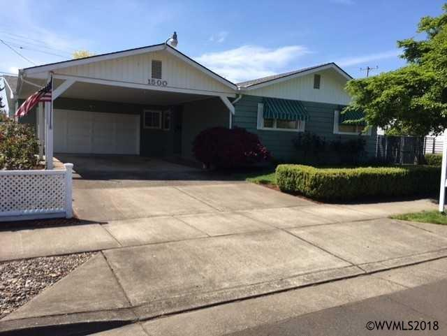 1500 Hill St SE, Albany, OR 97322 (MLS #732239) :: HomeSmart Realty Group