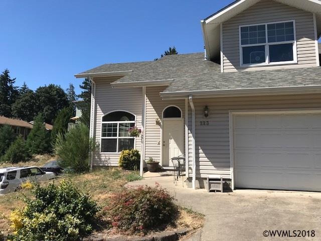 223 N Cedar Terrace (& 225), Stayton, OR 97383 (MLS #735929) :: HomeSmart Realty Group
