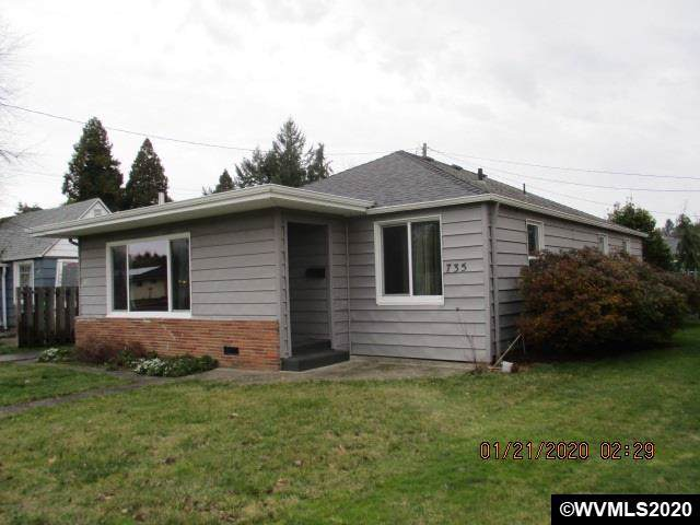 735 E Grant St, Lebanon, OR 97355 (MLS #759222) :: The Beem Team - Keller Williams Realty Mid-Willamette