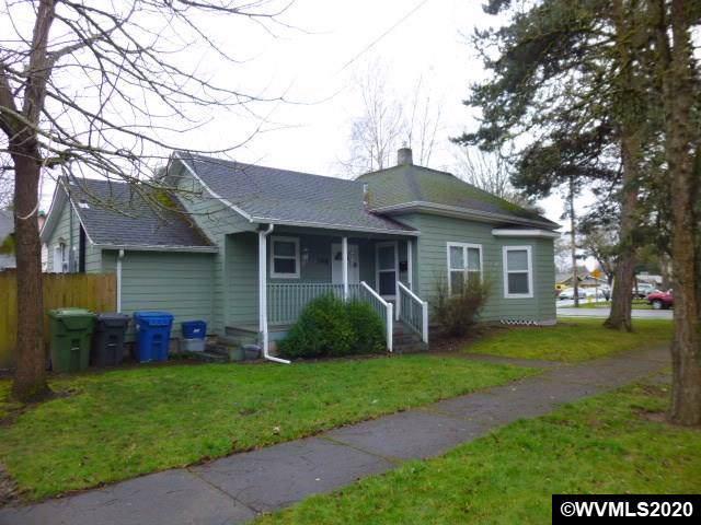 390 22nd (& 398) St SE, Salem, OR 97301 (MLS #759241) :: Gregory Home Team