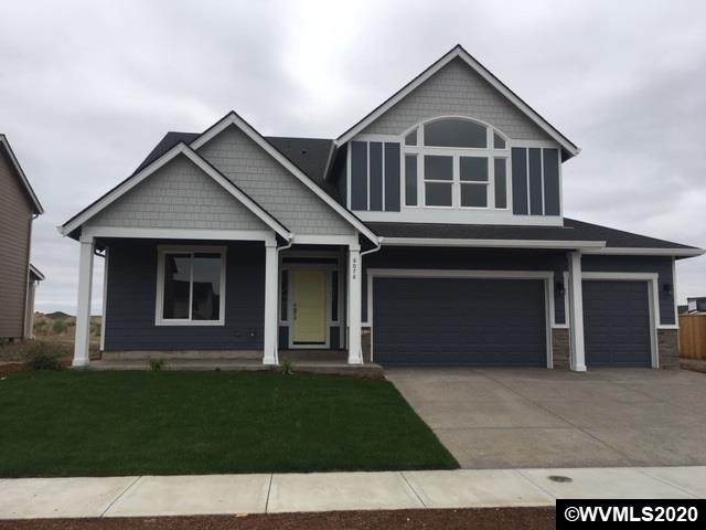 201 NE Berry St, Sublimity, OR 97385 (MLS #769832) :: Kish Realty Group