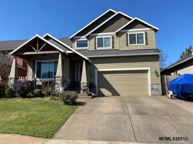 865 Feather Sky St NW, Salem, OR 97304 (MLS #775502) :: RE/MAX Integrity