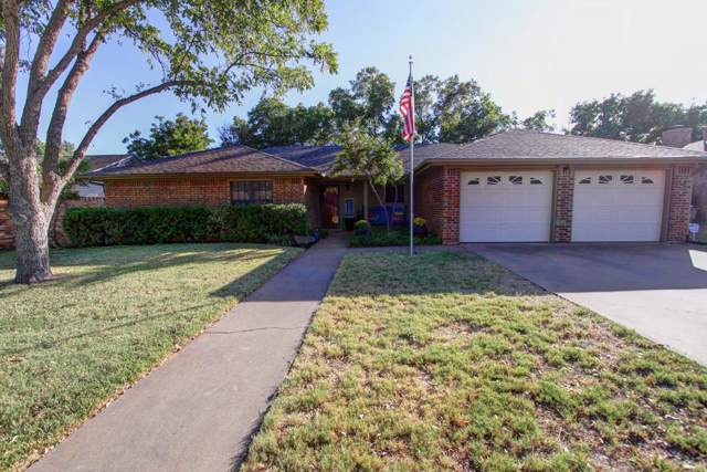 3813 Driftwood Dr, San Angelo, TX 76904 (MLS #99404) :: Maegan Brest | Keller Williams Realty