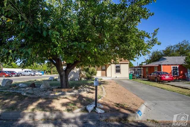2112 W Ave M, San Angelo, TX 76901 (MLS #99413) :: Maegan Brest | Keller Williams Realty