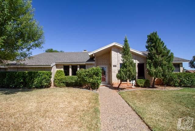3802 Hillcrest Dr, San Angelo, TX 76904 (MLS #99416) :: Maegan Brest | Keller Williams Realty