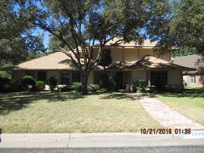 5509 Woodbine Lane, San Angelo, TX 76904 (MLS #99415) :: Maegan Brest | Keller Williams Realty